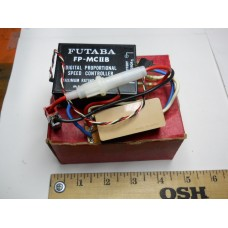 Futaba No. 0015 FP-MCllB Motor Controller for Boat