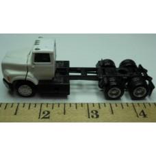 Herpa No. 0002 HO 1-87 Truck Replica Mack Trans X Cab 8541 Black Chassis Standard