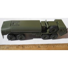 Herpa No. 0088 HO 1-87 green army gas truck great shape One Only RARE