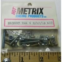 Hot Metrix No. 9007 Screws Tamiya G H-MP-LB Kit