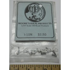 MIP No. I-10N Screws Small Silver Hop Up