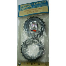 Parma No. 12031 Tires Front Cat Spike Replacement