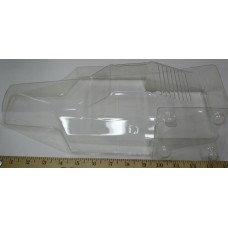 Parma No. 0002 Buggy Type Clear Body Lexan with Lights 1-10 Scale