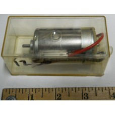 Parma No. 0050 Motor Electric RS 550 Stock in Case