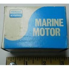 Peerless No. 8000 Motor Electric 12V DC Marine Motor with Bracket