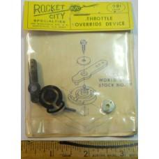 Rocket City No. 0019 Throttle Override Device World Engine Servo