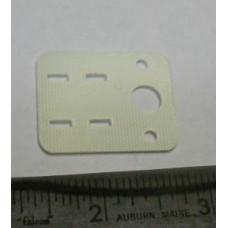Tamiya Bruiser No. 0016 Fiberglass Resistor Plate Two resistors