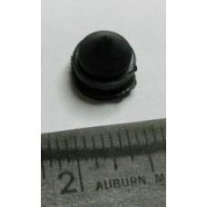 Tamiya Bruiser No. 0029 Black Rubber Transmission Plug 5 Pack
