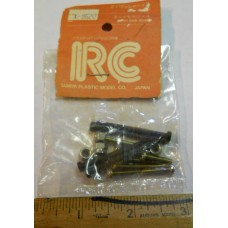 Tamiya Universal No. X-8620 Screw Bag C Damper Shaft 3 MM
