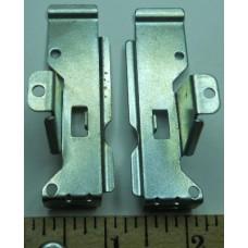 Tamiya Bruiser No. 0034 Metal Brackets for Battery Stays