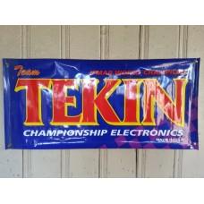Tekin Team Race Banner