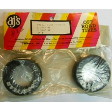 AJ's No. 9110 Racing Slicks Medium Soft Rear Hex Rim