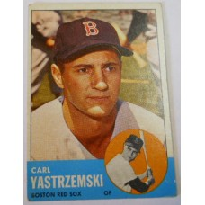 Topps Baseball No. 115 Carl Yastrzemski Good Condition