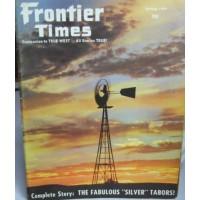 Treasure A Misc. No. 0073 Frontier Times Spring 1962