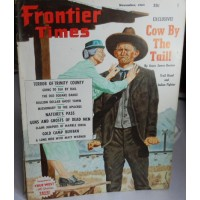Treasure A Misc. No. 0078 Frontier Times November 1964