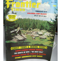 Treasure A Misc. No. 0090 Frontier Times May 1972