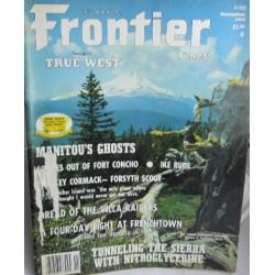 Treasure A Misc. No. 0097 Frontier Times November 1979