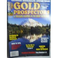Treasure A Misc. No. 0149 Gold Prospector November/December 2002