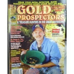 Treasure A Misc. No. 0152 Gold Prospector May/June 2003