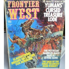Treasure A Misc. No. 0003 Frontier West October 1973 Vol. 3 No. 5