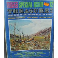 Treasure A Misc. No. 0017 True Frontier Spring 1975 Special Issue # 12