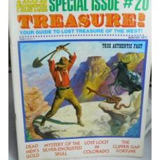 Treasure A Misc. No. 0018 True Frontier Winter 1977 Special Issue # 20