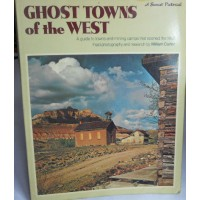 Treasure A Misc. No. 0103 Sunset Pictorial-Ghost Towns of the Old West