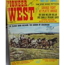 Treasure A Misc. No. 0019 Pioneer West December 1971