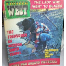 Treasure A Misc. No. 0020 Pioneer West January 1977