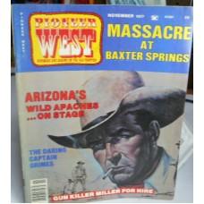 Treasure A Misc. No. 0021 Pioneer West November 1977