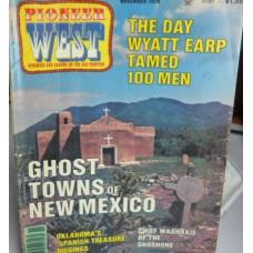 Treasure A Misc. No. 0022Pioneer West November 1978