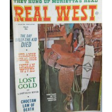 Treasure A Misc. No. 0024 Real West March 1964
