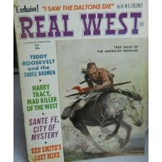 Treasure A Misc. No. 0025 Real West May 1964