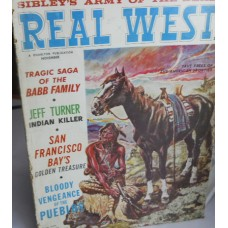Treasure A Misc. No. 0026 Real West November 1964