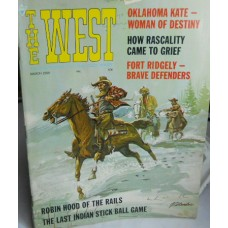 Treasure A Misc. No. 0009 The West March 1968