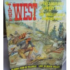 Treasure A Misc. No. 0010 The West April 1968