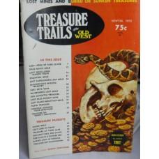 Treasure A Misc. No. 0034 Treasure Trails of The West Winter 1973