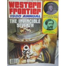 Treasure A Misc. No. 0004  Western Frontier October 1980 Annual February 1980