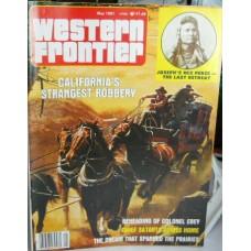 Treasure A Misc. No. 0005 Western Frontier May 1981