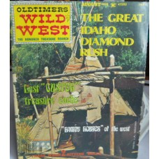 Treasure A Misc. No. 0012 Old Timers Wild West August 1976