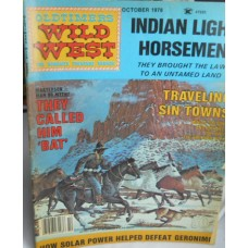 Treasure A Misc. No. 0013 Old Timers Wild West October 1978