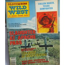 Treasure A Misc. No. 0014 Old Timers Wild West June 1979