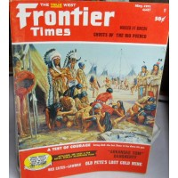 Treasure A Misc. No. 0089 Frontier Times May 1971