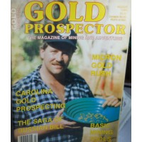 Treasure A Misc. No. 0135 Gold Prospector March 1994
